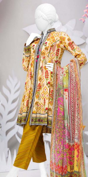 J.Junaid Jamshed Summer Lanw Two Piece Collection 2018 (9)
