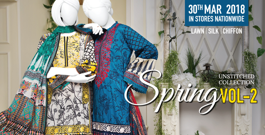 Latest Junaid Jamshed 2 Piece Collection for Women 2018