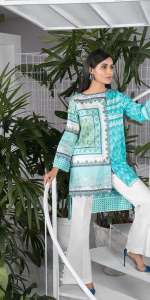 Sapphire Summer Lawn Collection 2018 (2)