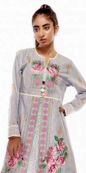 Ego Best designers Ready To Wear Eid Lawn Dresses 2018 (2)