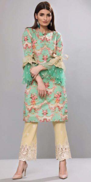 Firdous Lawn Best designers Eid Lawn Dresses 2018 (2)