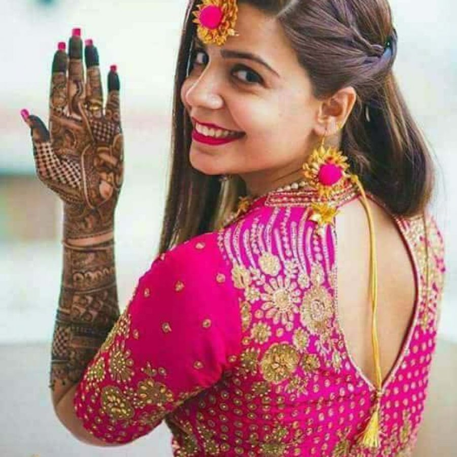 Latest Mehndi Designs For Hands 2018 (13)