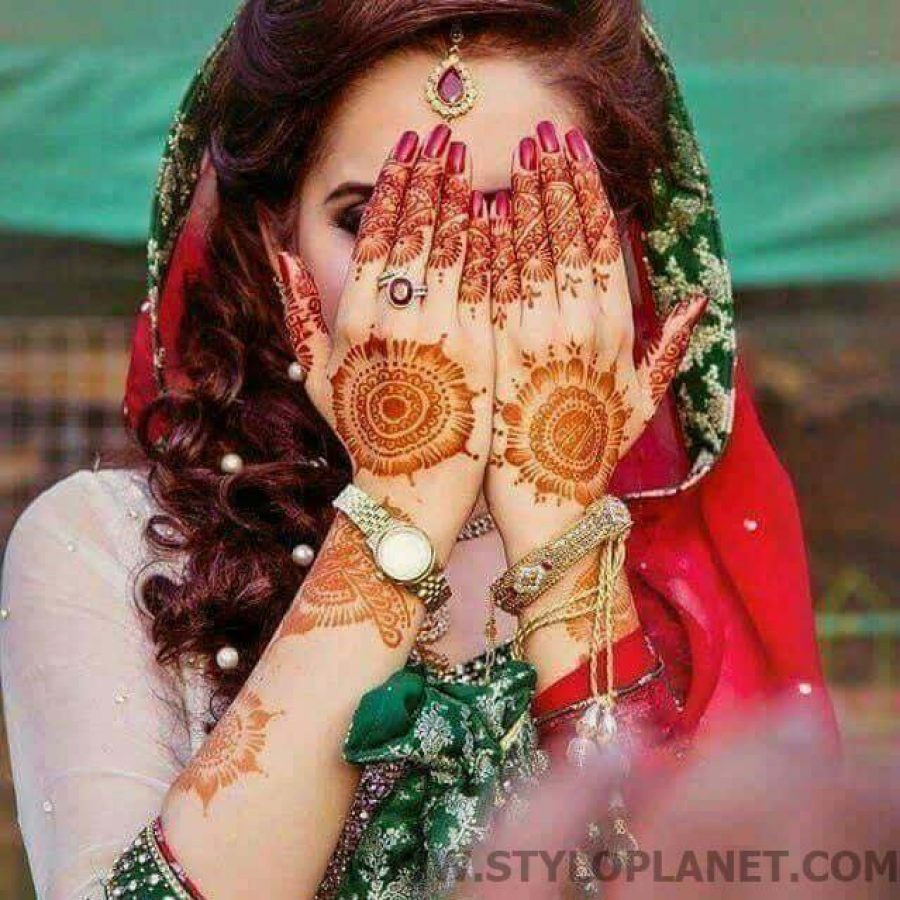 Latest Mehndi Designs For Hands 2018 (3)