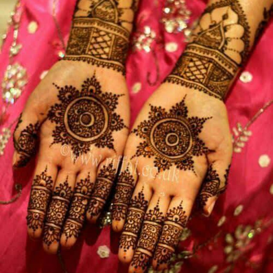 Latest Mehndi Designs For Hands 2018 (4)