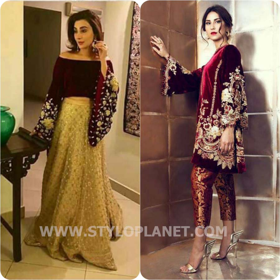 Ethnic Dresses with Bell Sleeves