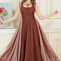Top 10 Asian Girls Frock Styles and Types Collection 2018-2019 (4)
