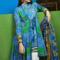 Top 10 Asian Girls Frock Styles and Types Collection 2018-2019 (6)
