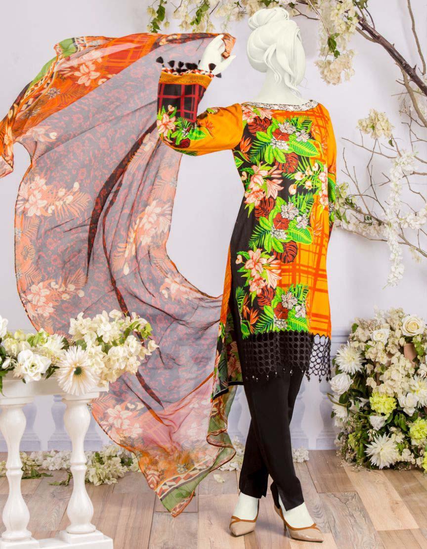 Junaid Jamshed Winter Dresses