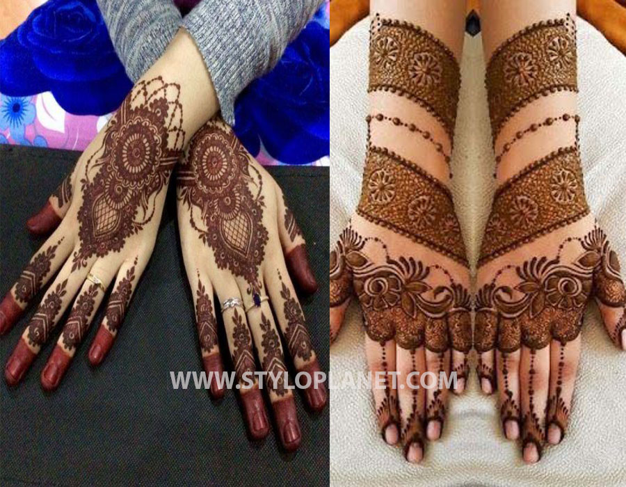 Latest Beautiful Mehndi Designs For Girls 2020