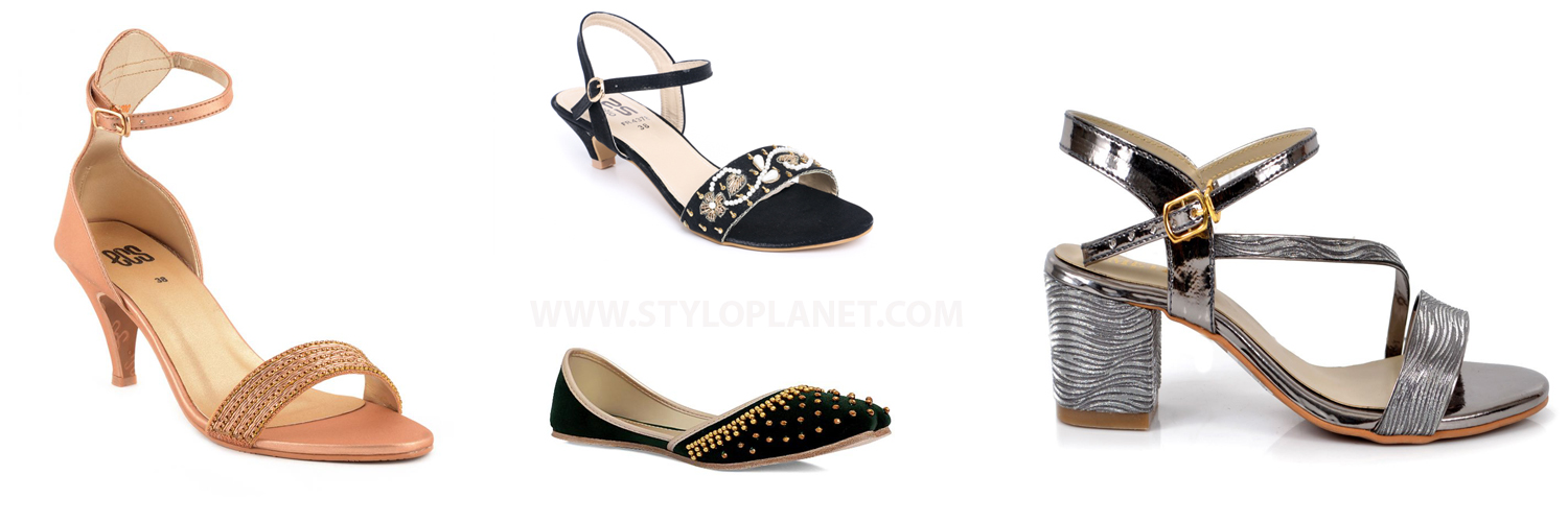 Latest Summer Shoes Collection By Pakistani Brands 2021