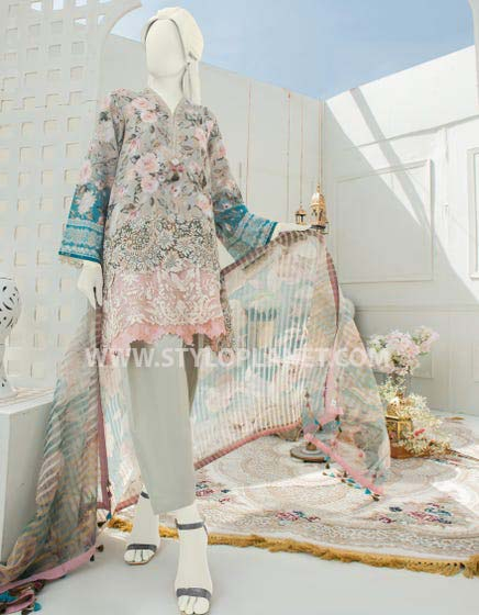 J. Festive Summer Lawn Collection For Women 2021