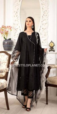 Black and White (Muharram ) Women Dresses Collection by Charizma (6)