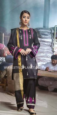 Black and White (Muharram ) Women Dresses Collection by Charizma (7)