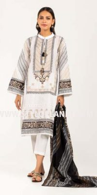 Black and White (Muharram ) Women Dresses Collection by Gul Ahmed (14)