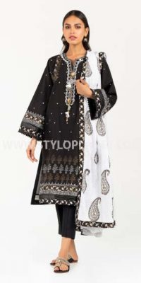Black and White (Muharram ) Women Dresses Collection by Gul Ahmed (6)