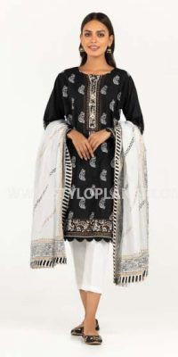 Black and White (Muharram ) Women Dresses Collection by Gul Ahmed (9)