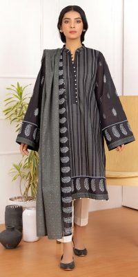Black and White (Muharram ) Women Dresses Collection by ORIENT Textiles (10)