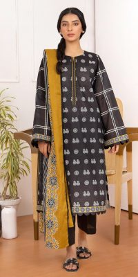 Black and White (Muharram ) Women Dresses Collection by ORIENT Textiles (6)