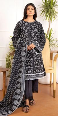 Black and White (Muharram ) Women Dresses Collection by ORIENT Textiles (7)