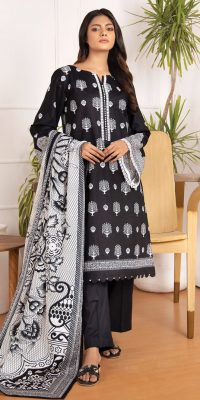 Black and White (Muharram ) Women Dresses Collection by ORIENT Textiles (8)
