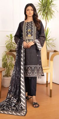 Black and White (Muharram ) Women Dresses Collection by ORIENT Textiles (9)