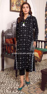 Kross Kulture Black & Beyond Women Collection For Muharram 2021-2022 (10)