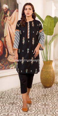 Kross Kulture Black & Beyond Women Collection For Muharram 2021-2022 (11)