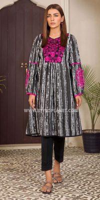Kross Kulture Black & Beyond Women Collection For Muharram 2021-2022 (3)