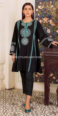Kross Kulture Black & Beyond Women Collection For Muharram 2021-2022 (7)
