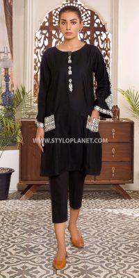 Kross Kulture Black & Beyond Women Collection For Muharram 2021-2022 (8)