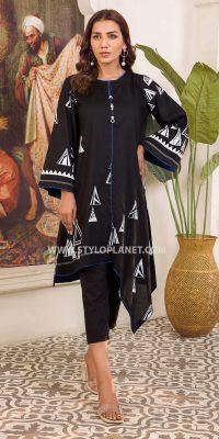 Kross Kulture Black & Beyond Women Collection For Muharram 2021-2022 (9)