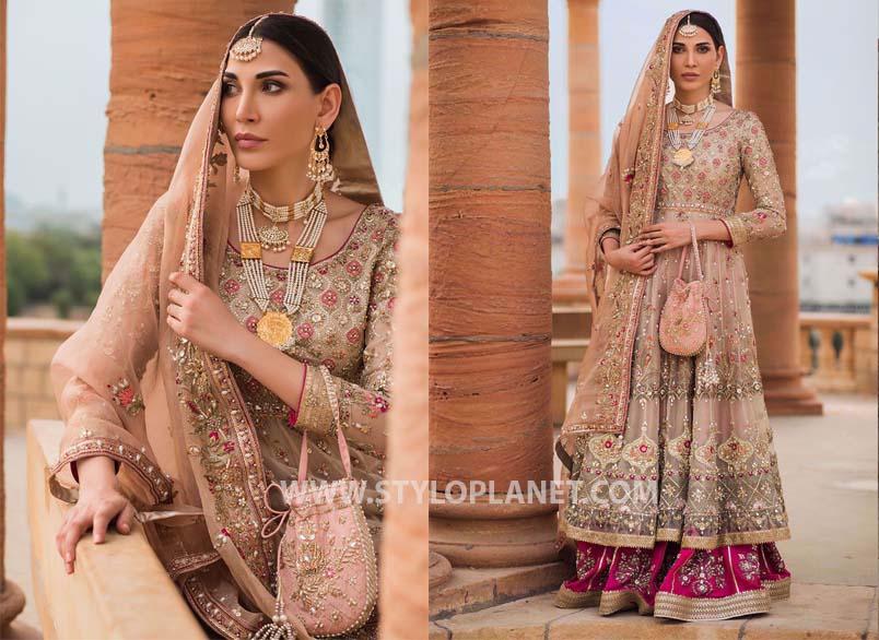 Deepak Perwani Wedding Dresses 2021