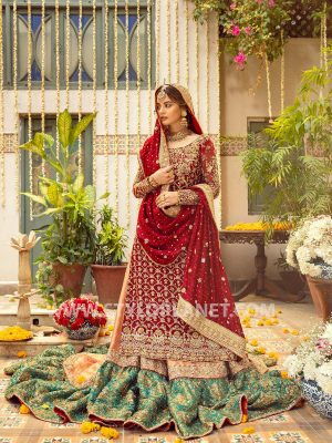 ANNUS ABRAR LATEST BRIDAL DRESSES 2021-2022 COLELCTION-DESIGNER DRESSES (9)