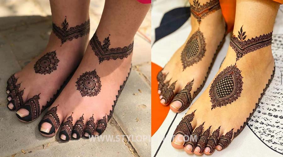 Payal Style Mehndi