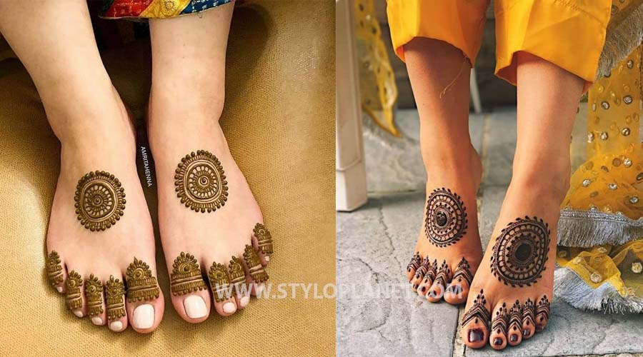 Simple tikki With Dotted Pattern