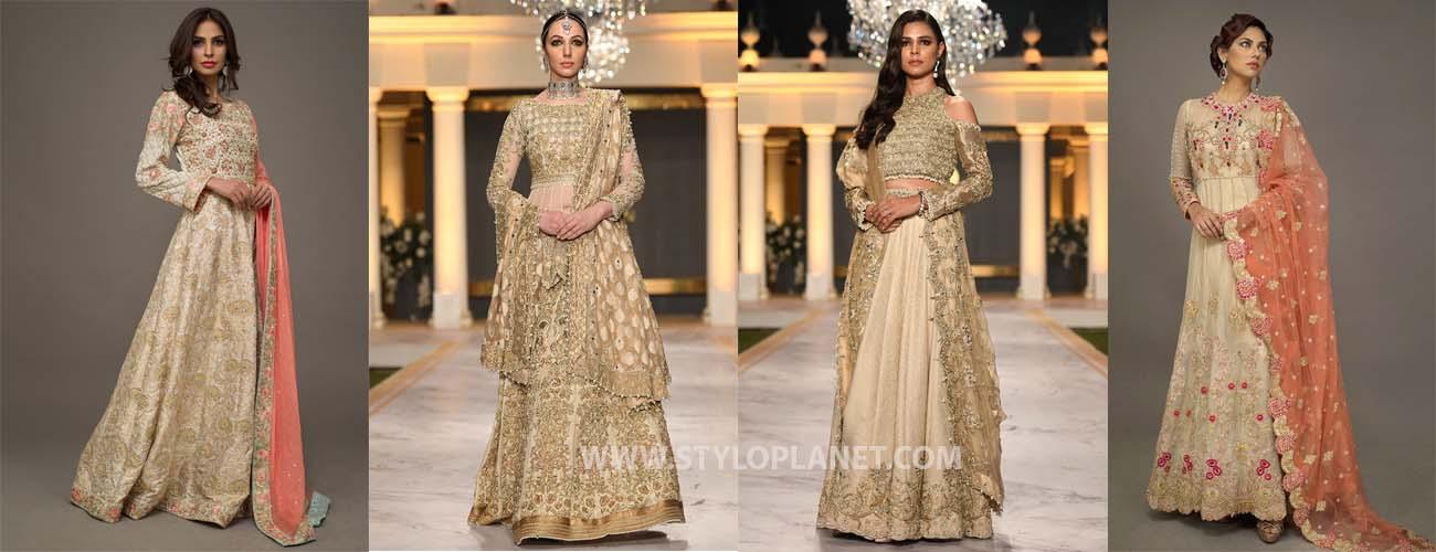Deepak Perwani Latest Bridal Dresses collection 2021