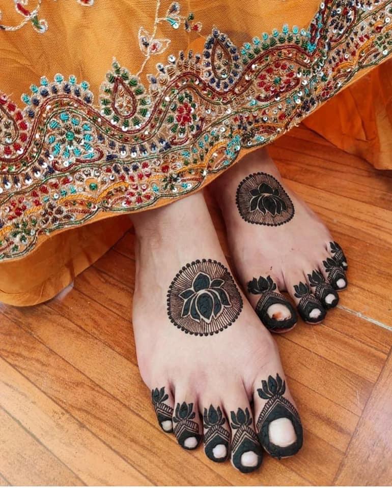 Arabic Tikki Designs