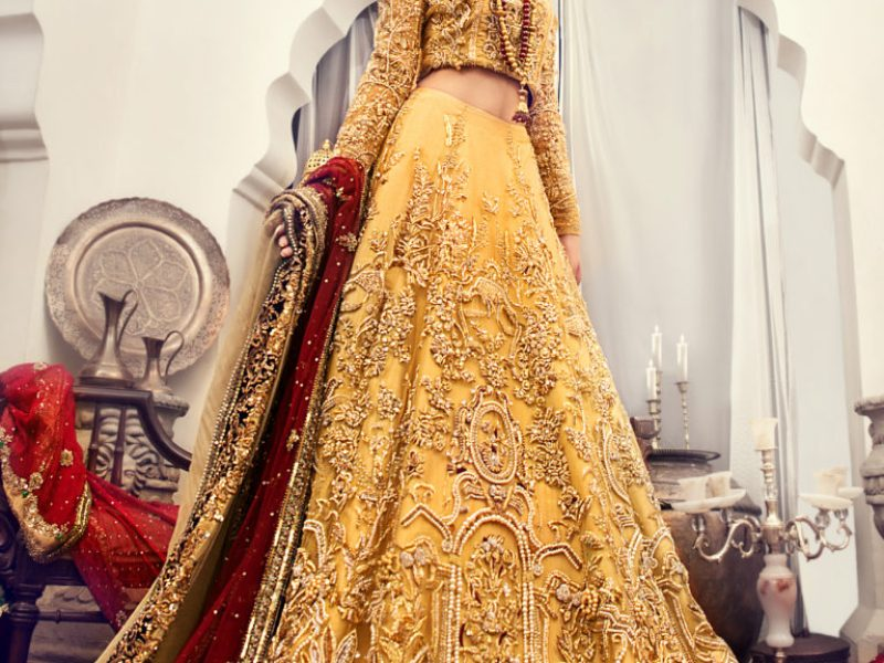 Asifa & Nabil Wedding Dresses Collection 2021
